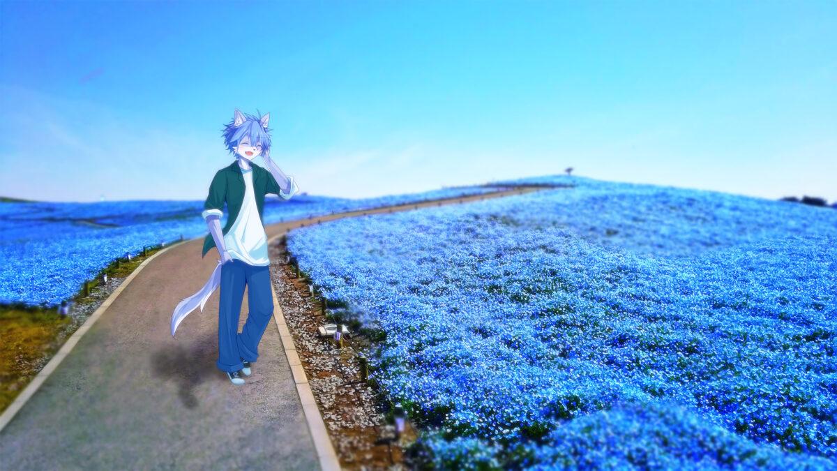 青と蒼と葵